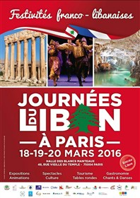 Lebanon Days in Paris