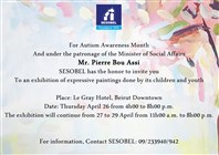Painting Exhibition/Sale at Le Gray Hotel